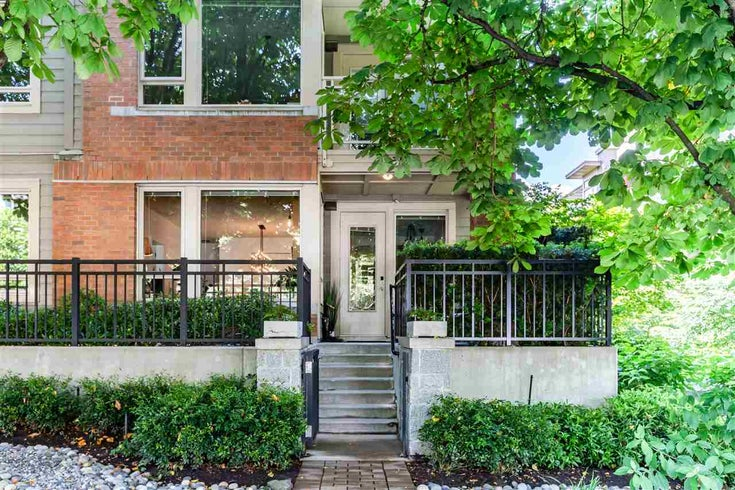 111 119 W 22ND STREET - Central Lonsdale Apartment/Condo for sale, 3 Bedrooms (R2592598)