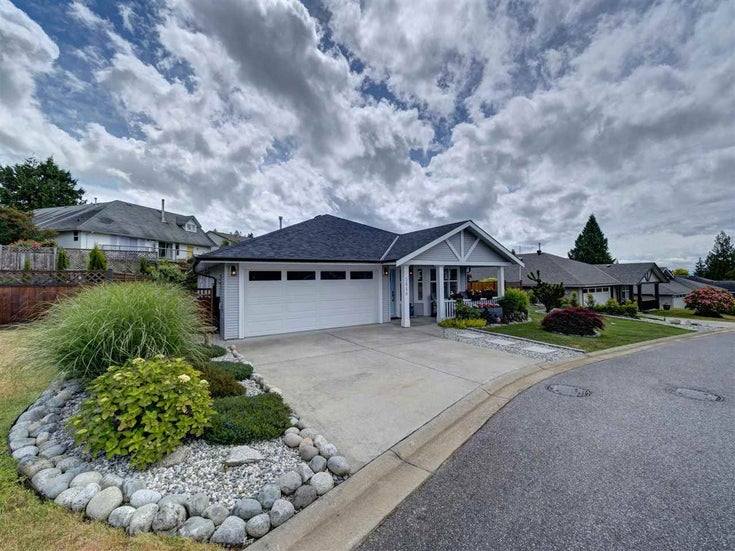5644 CASCADE CRESCENT - Sechelt District House/Single Family for sale, 2 Bedrooms (R2592604)