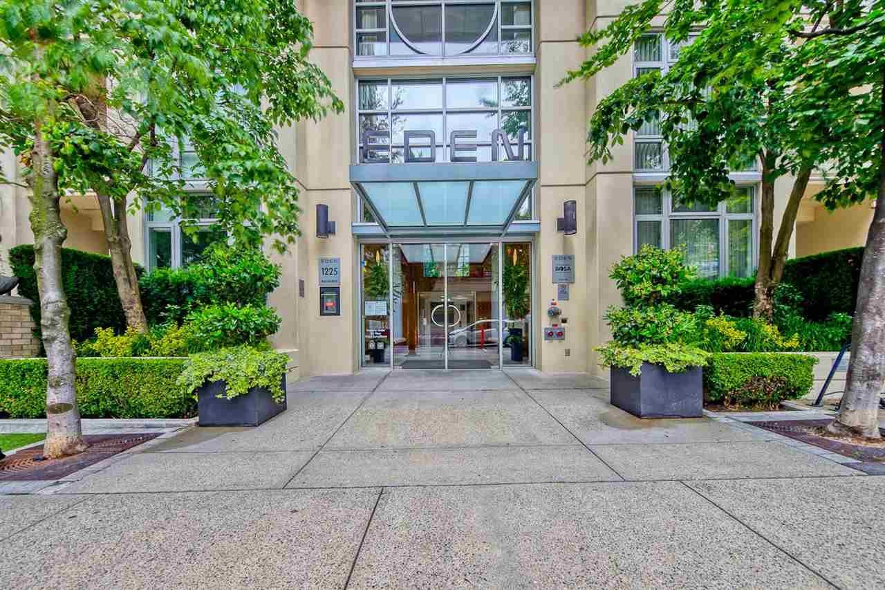 1205 1225 RICHARDS STREET - Downtown VW Apartment/Condo for sale(R2592615) - #1