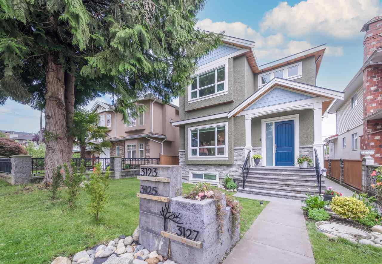 3123 E 4TH AVENUE - Renfrew VE House/Single Family for sale, 8 Bedrooms (R2592633) - #1