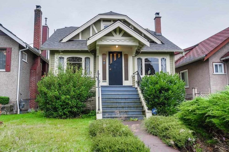 440 W 20TH AVENUE - Cambie House/Single Family for sale, 5 Bedrooms (R2592652)