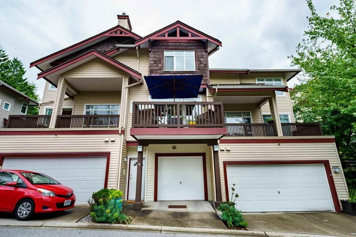 61 15 FOREST PARK WAY - Heritage Woods PM Townhouse for sale, 3 Bedrooms (R2592659)