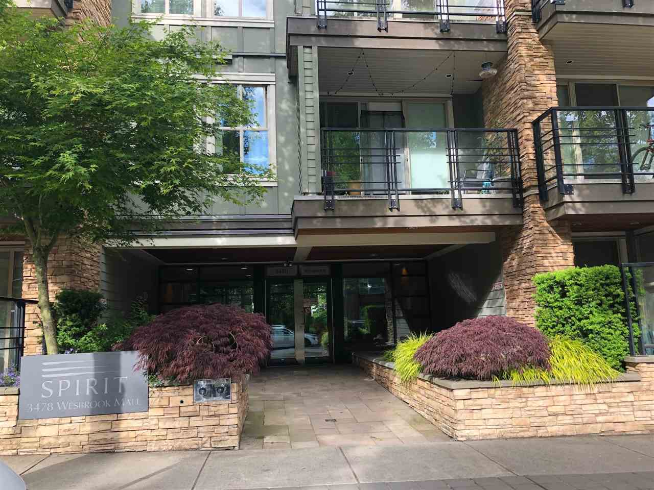 211 3478 WESBROOK MALL - University VW Apartment/Condo for sale, 2 Bedrooms (R2592674)