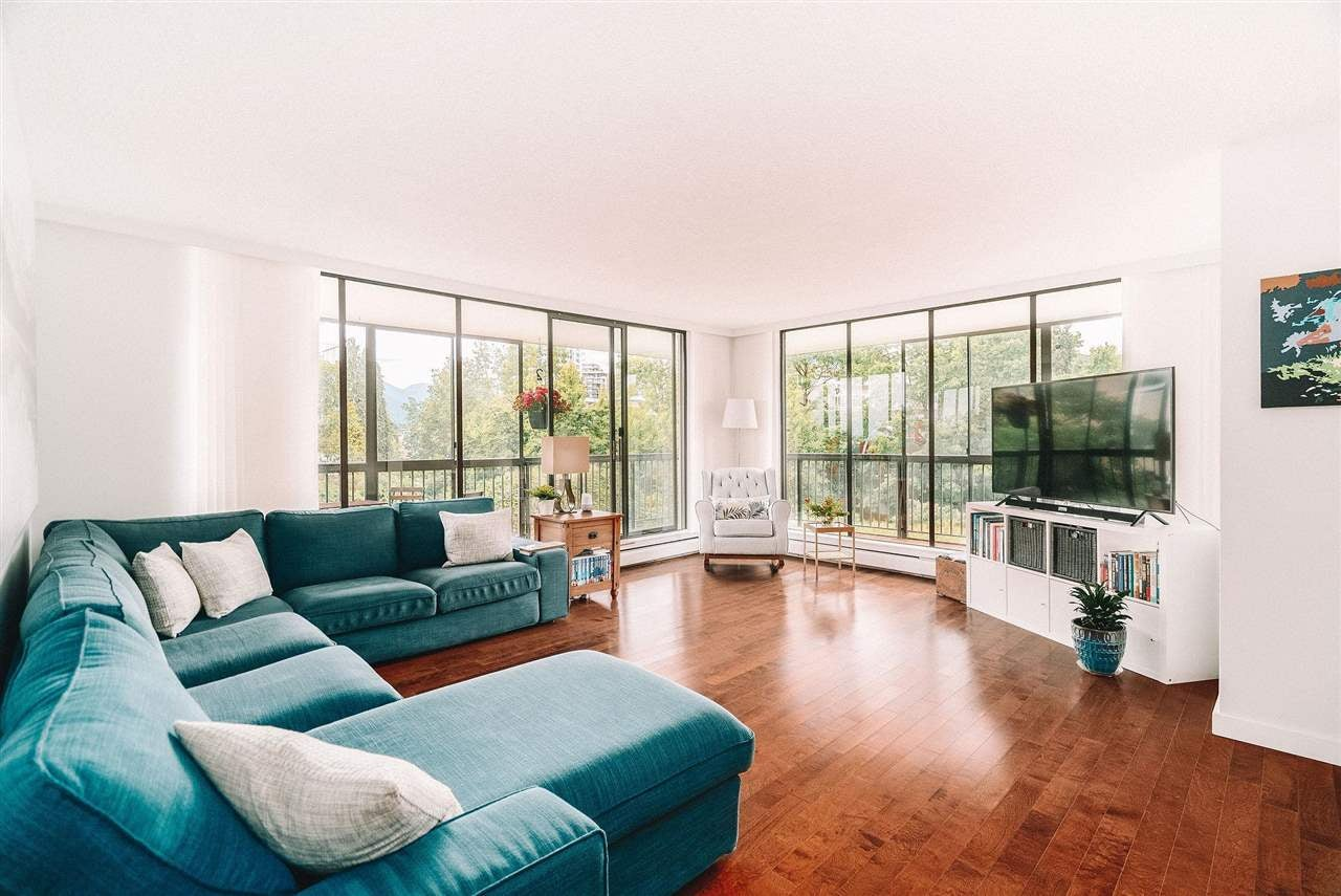 502 114 W KEITH ROAD - Central Lonsdale Apartment/Condo for sale, 2 Bedrooms (R2592677)