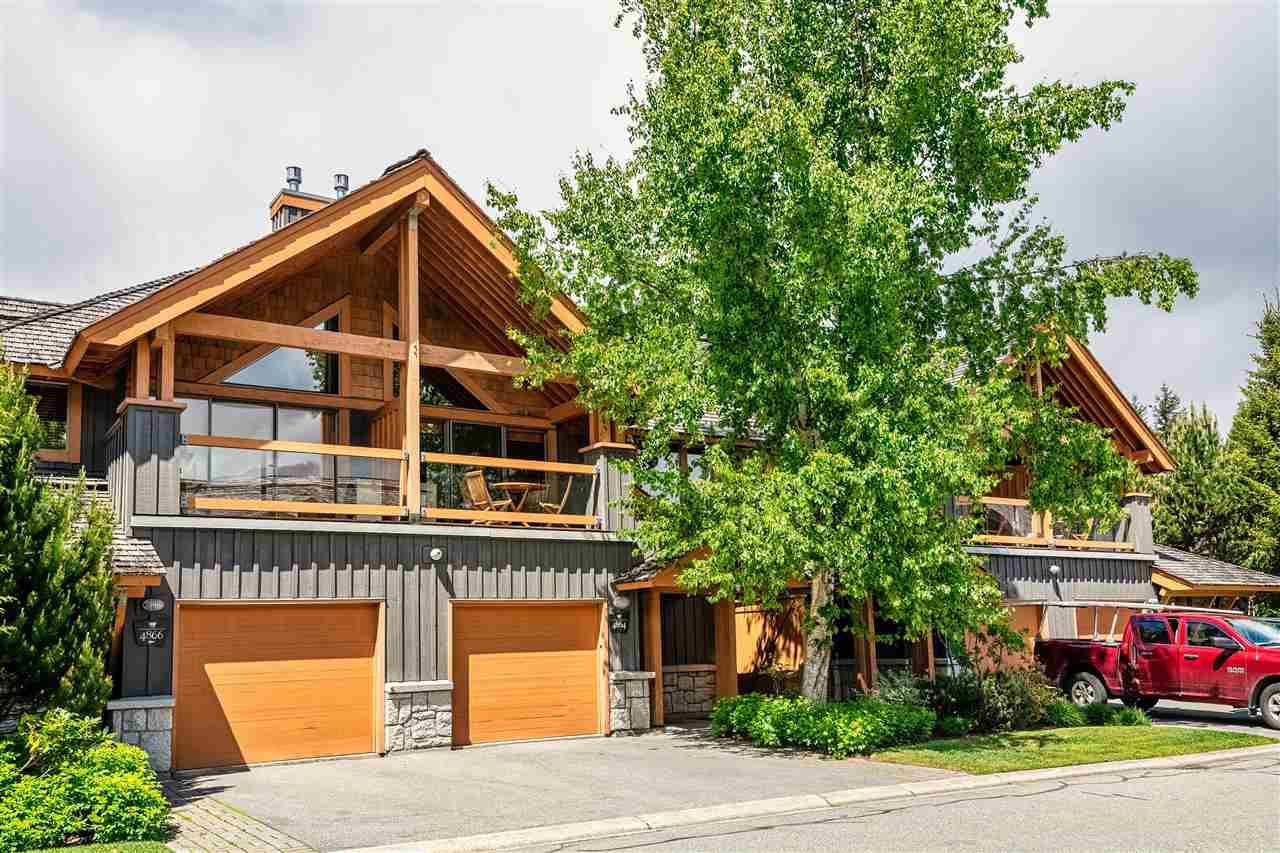 4864 CASABELLA CRESCENT - Whistler Village Townhouse for sale, 3 Bedrooms (R2592689)