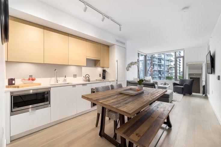 901 1678 PULLMAN PORTER STREET - Mount Pleasant VE Apartment/Condo for sale, 1 Bedroom (R2592714)