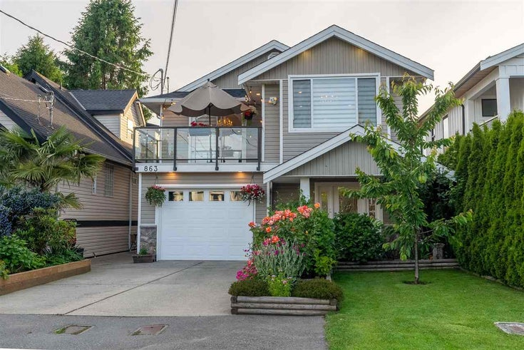 863 LEE STREET - White Rock House/Single Family for sale, 4 Bedrooms (R2592736)
