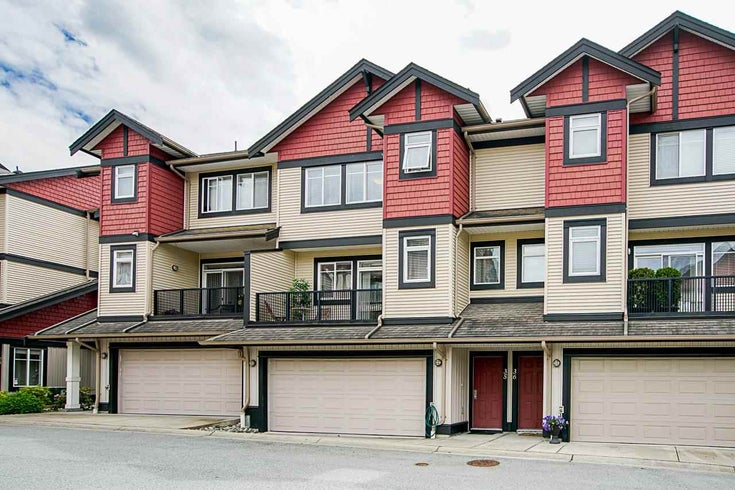 35 7168 179 STREET - Cloverdale BC Townhouse for sale, 4 Bedrooms (R2592743)