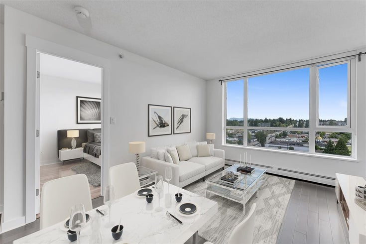 1402 10777 UNIVERSITY DRIVE - Whalley Apartment/Condo for sale, 1 Bedroom (R2592745)