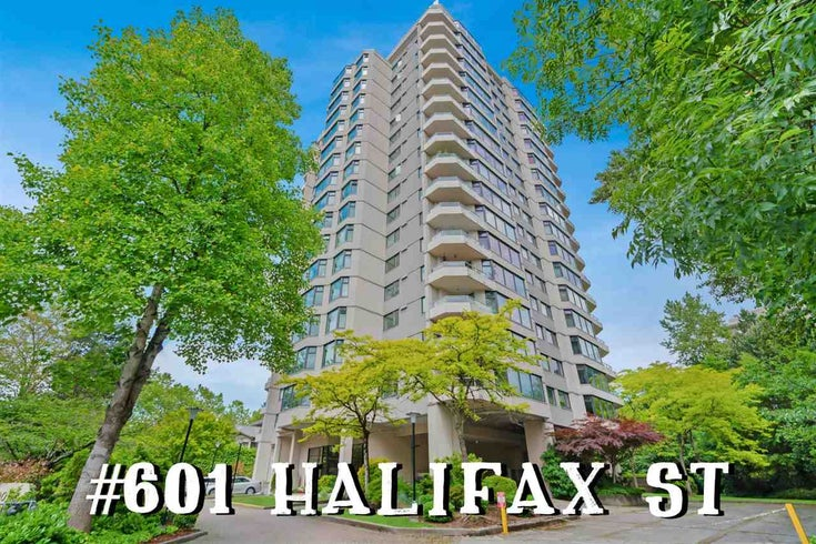 601 7321 HALIFAX STREET - Simon Fraser Univer. Apartment/Condo for sale, 2 Bedrooms (R2592757)