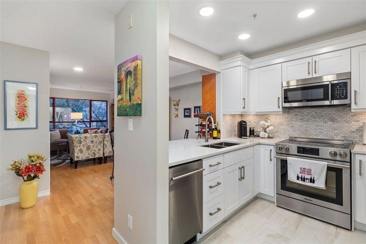 302 2140 W 12TH AVENUE - Kitsilano Apartment/Condo for sale, 1 Bedroom (R2592766)