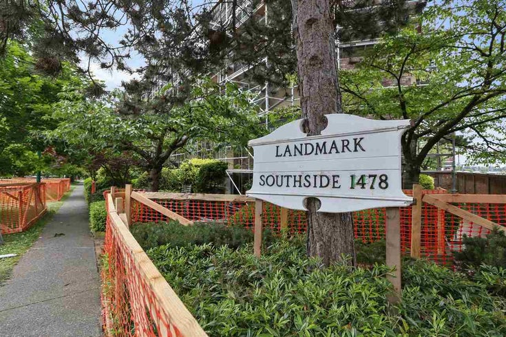 104 1478 W 73RD AVENUE - Marpole Townhouse for sale, 2 Bedrooms (R2592825)