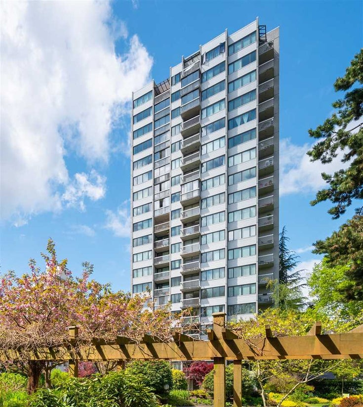 502 1740 COMOX STREET - West End VW Apartment/Condo for sale, 1 Bedroom (R2592841)