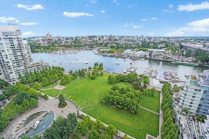 2603 583 BEACH CRESCENT - Yaletown Apartment/Condo for sale, 2 Bedrooms (R2592859)