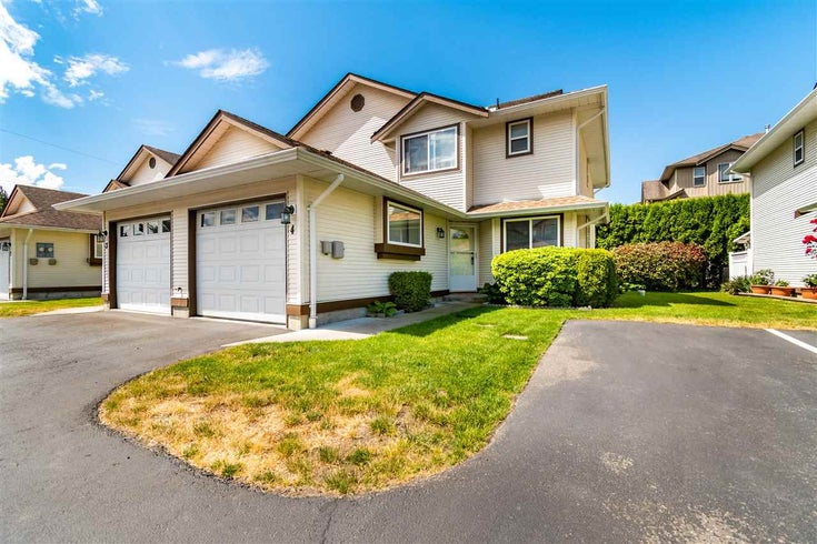 4 46349 CESSNA DRIVE - Chilliwack E Young-Yale Townhouse for sale, 3 Bedrooms (R2592881)