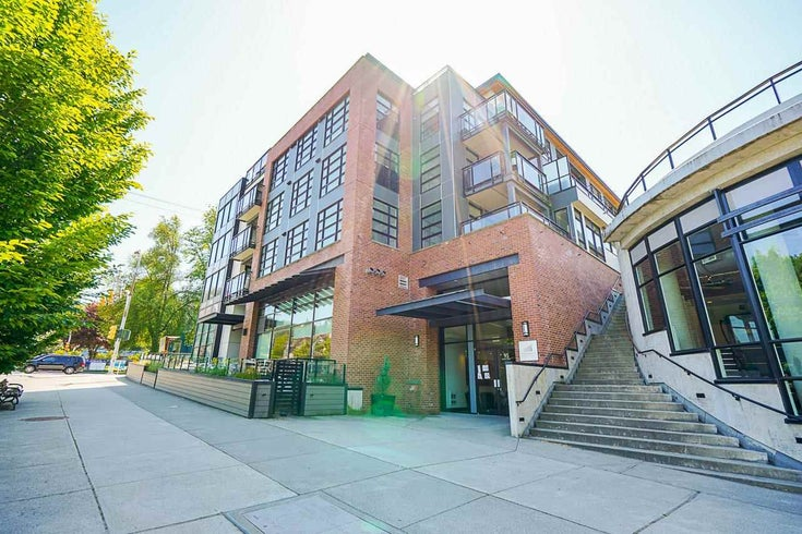 509 95 MOODY STREET - Port Moody Centre Apartment/Condo for sale, 2 Bedrooms (R2592888)