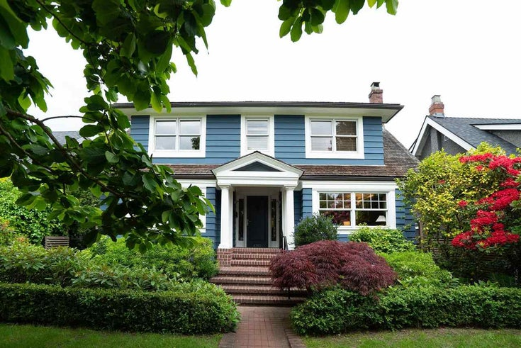 4263 W 11TH AVENUE - Point Grey House/Single Family for sale, 6 Bedrooms (R2592939)