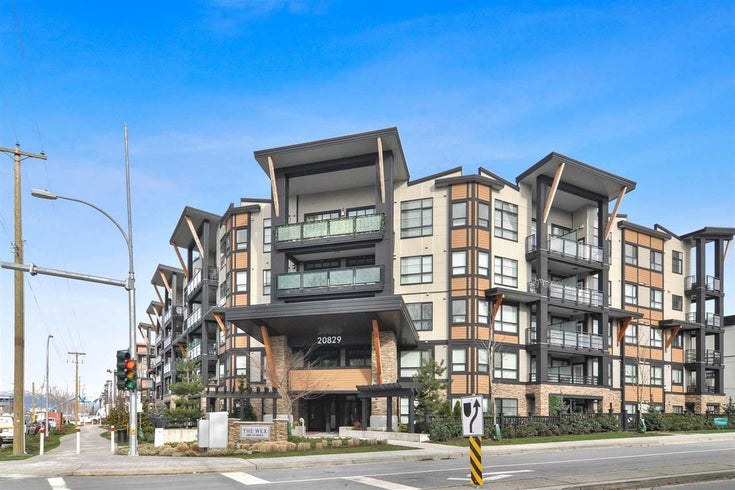 507 20829 77A AVENUE - Willoughby Heights Apartment/Condo for sale, 2 Bedrooms (R2592940)
