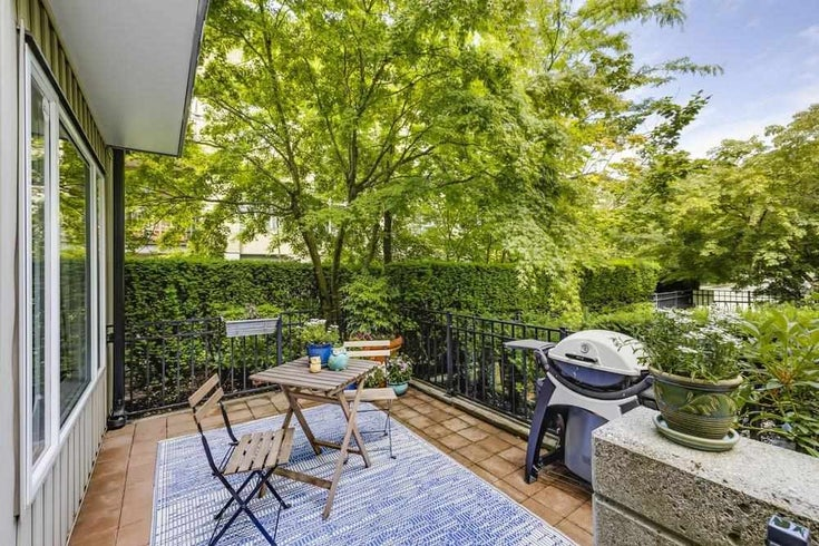 2788 CRANBERRY DRIVE - Kitsilano Townhouse for sale, 2 Bedrooms (R2592968)