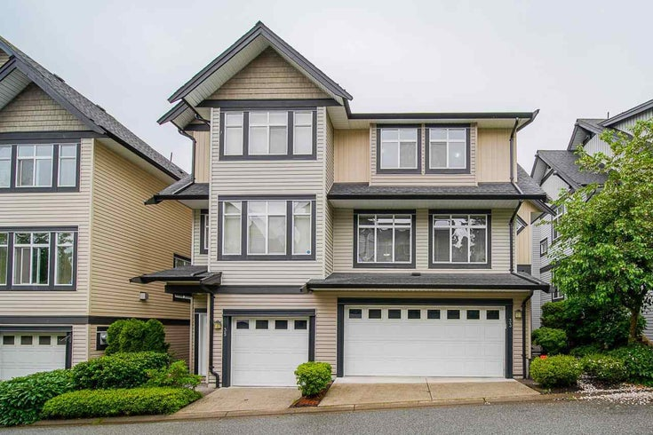 33 19932 70 AVENUE - Willoughby Heights Townhouse for sale, 4 Bedrooms (R2592971)