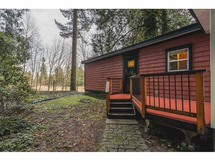 22162 96 AVENUE - Fort Langley Manufactured with Land for sale, 2 Bedrooms (R2592986)