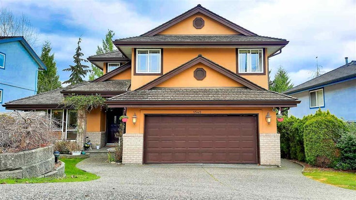 1545 EAGLE MOUNTAIN DRIVE - Westwood Plateau House/Single Family for sale, 5 Bedrooms (R2593011)