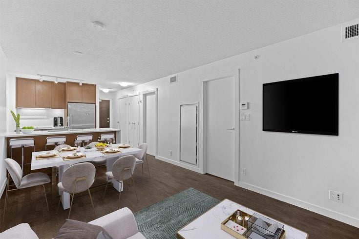 606 1009 HARWOOD STREET - West End VW Apartment/Condo for sale, 1 Bedroom (R2593044)