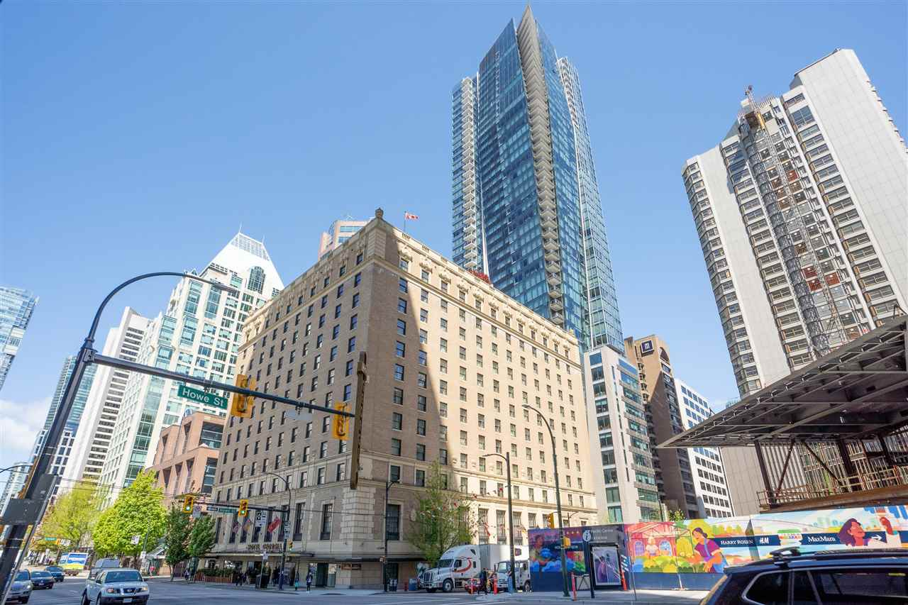 3402 667 HOWE STREET - Downtown VW Apartment/Condo for sale, 2 Bedrooms (R2593054) - #1