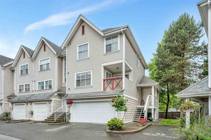 112 2450 HAWTHORNE AVENUE - Central Pt Coquitlam Townhouse for sale, 3 Bedrooms (R2593079)