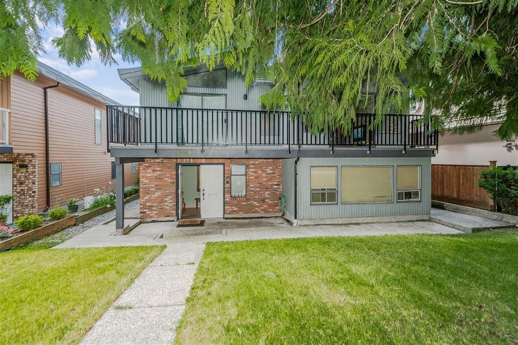 1222 W 59TH AVENUE - South Granville House/Single Family for sale, 4 Bedrooms (R2593088)