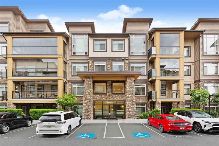 108 12655 190A STREET - Mid Meadows Apartment/Condo for sale, 1 Bedroom (R2593118)