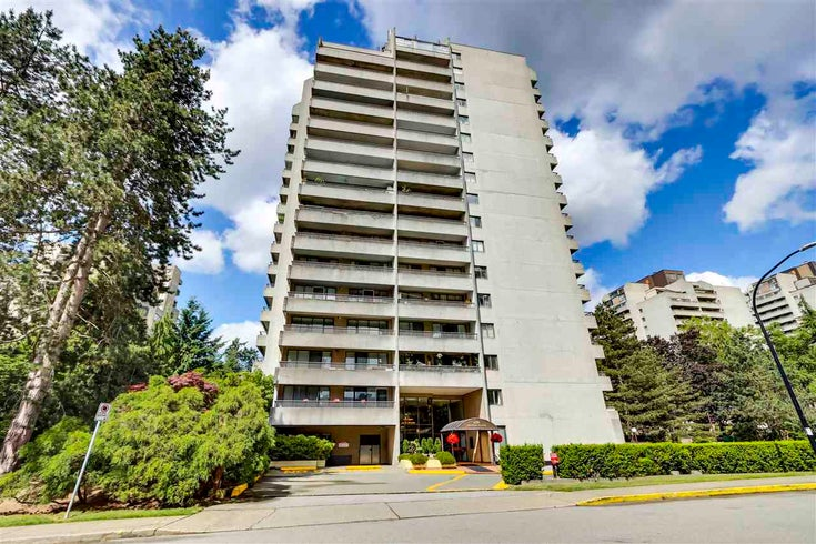 1401 6595 WILLINGDON AVENUE - Metrotown Apartment/Condo for sale, 2 Bedrooms (R2593157)