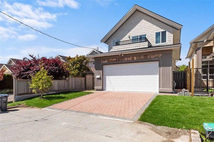 3251 GARRY STREET - Steveston Village House/Single Family for sale, 4 Bedrooms (R2593165)