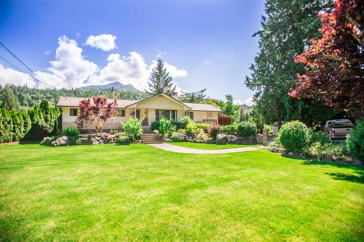46974 CHILLIWACK LAKE ROAD - Chilliwack River Valley House/Single Family for sale, 4 Bedrooms (R2593170)