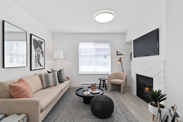 312 1011 W KING EDWARD AVENUE - Shaughnessy Apartment/Condo for sale, 1 Bedroom (R2593189)