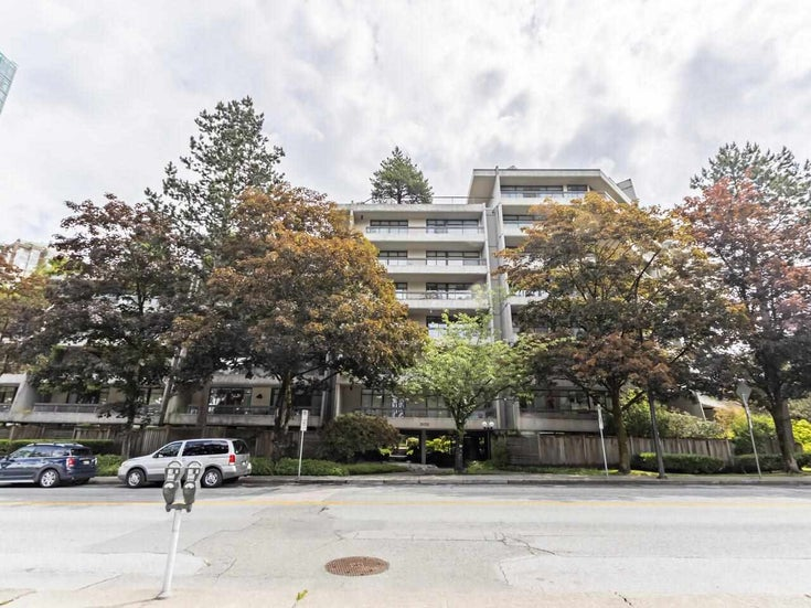 507 5932 PATTERSON AVENUE - Metrotown Apartment/Condo for sale, 2 Bedrooms (R2593206)