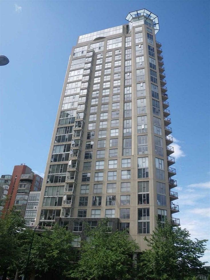 1303 1000 BEACH AVENUE - Yaletown Apartment/Condo for sale, 1 Bedroom (R2593208)
