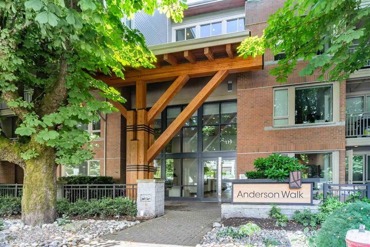 121 119 W 22ND STREET - Central Lonsdale Apartment/Condo for sale, 2 Bedrooms (R2593234)
