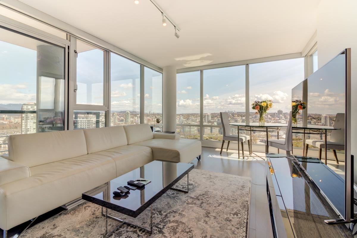 3103 1033 MARINASIDE CRESCENT - Yaletown Apartment/Condo for sale, 1 Bedroom (R2593257) - #1