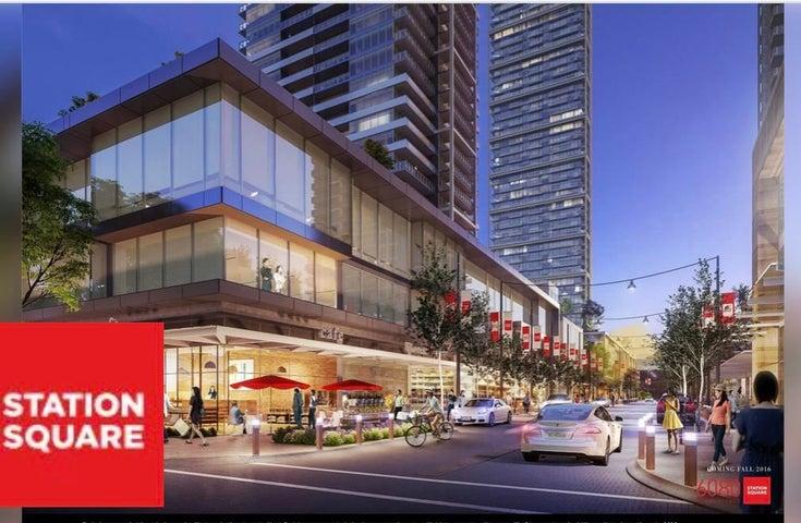 1703 6080 MCKAY AVENUE - Metrotown Apartment/Condo for sale, 2 Bedrooms (R2593260)