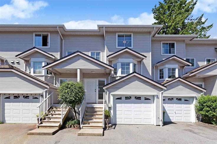 3 12188 HARRIS ROAD - Central Meadows Townhouse for sale, 3 Bedrooms (R2593269)
