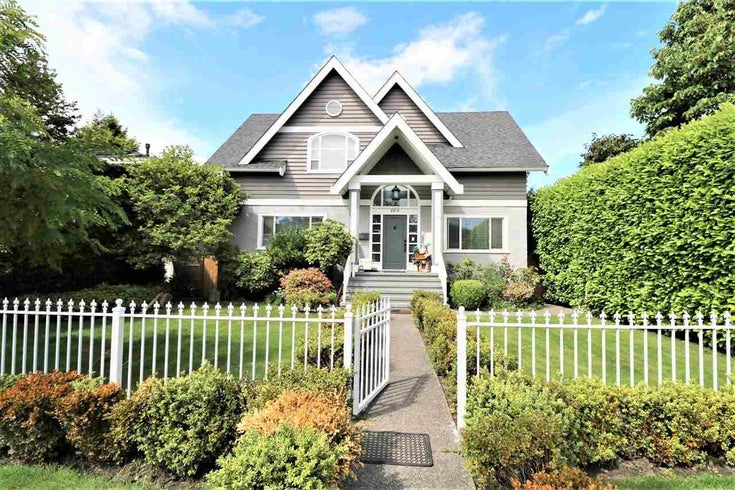 2215 W 18TH AVENUE - Arbutus House/Single Family for sale, 8 Bedrooms (R2593275)