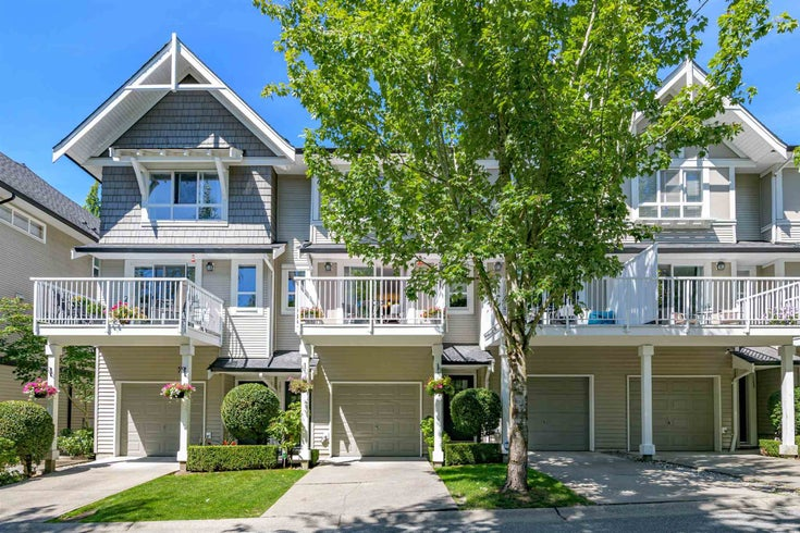 151 6747 203 STREET - Willoughby Heights Townhouse for sale, 2 Bedrooms (R2593296)