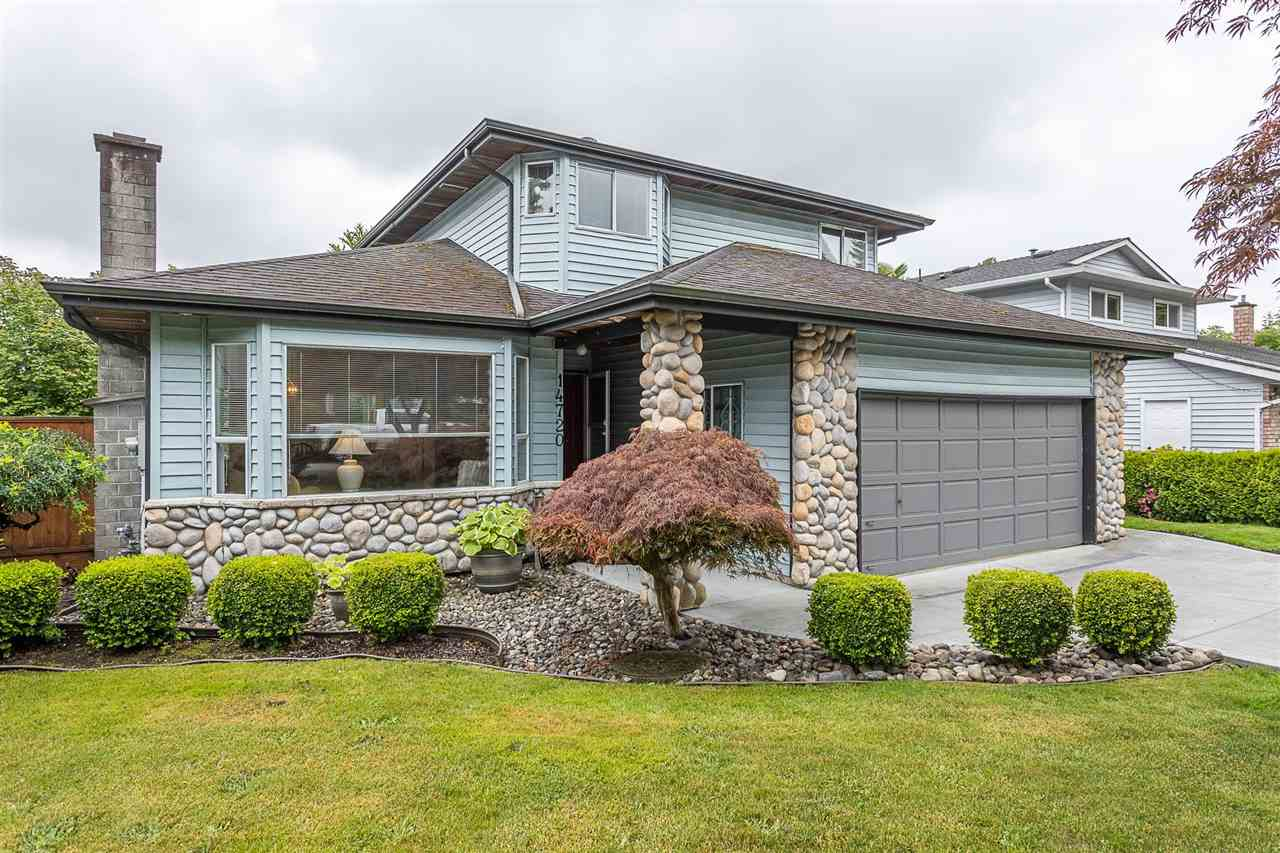 14720 87A AVENUE - Bear Creek Green Timbers House/Single Family for sale, 4 Bedrooms (R2593304)