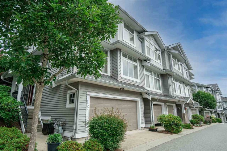 137 20449 66 AVENUE - Willoughby Heights Townhouse for sale, 3 Bedrooms (R2593337)