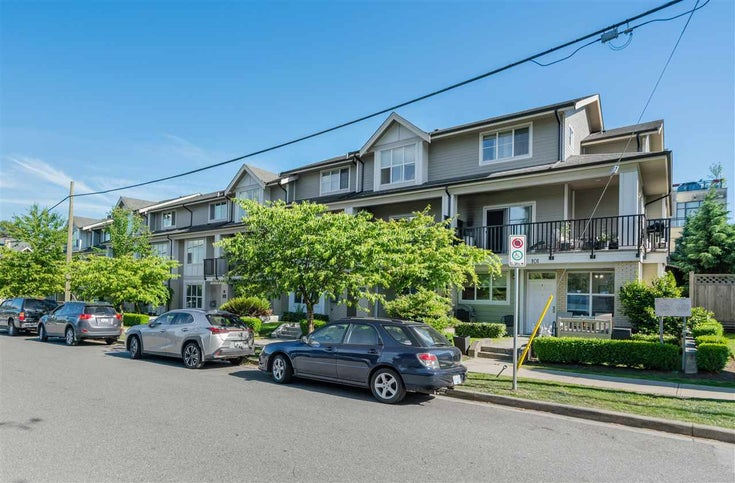 106 3788 NORFOLK STREET - Central BN Townhouse for sale, 2 Bedrooms (R2593339)