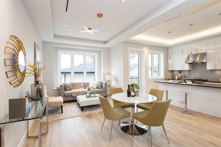 8346 SELKIRK STREET - Marpole 1/2 Duplex for sale, 3 Bedrooms (R2593343)