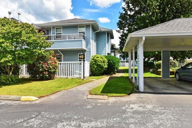 7 3292 VERNON TERRACE - Abbotsford East Townhouse for sale, 2 Bedrooms (R2593346)