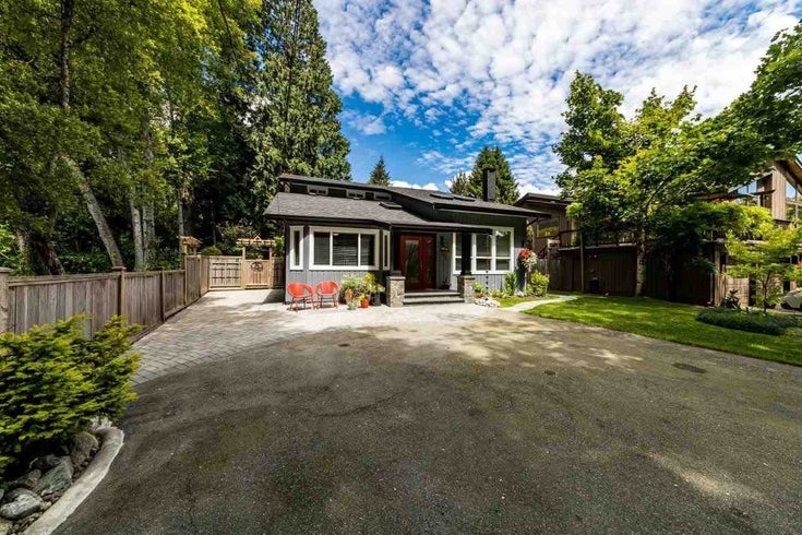1650 DRAYCOTT ROAD - Lynn Valley House/Single Family for sale, 4 Bedrooms (R2593361)