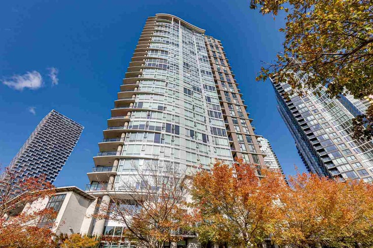 3002 583 BEACH CRESCENT - Yaletown Apartment/Condo for sale, 2 Bedrooms (R2593385)